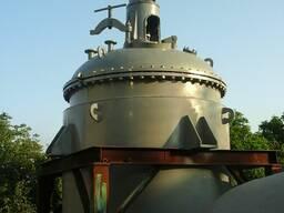Продам реактор нержавеющий на 5 м3, сборник, емкость