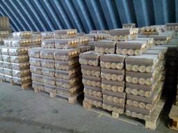 Продам топливные Брикеты Нестро (сосна)/ Sell fuel briquettes Nestro (pine tree)
