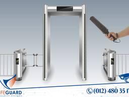 Qapı tipli metal detektorları