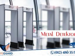Qapi tipli metaldetektorlar