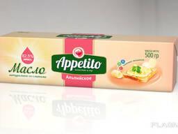 """""""Appetito"""" spread (Alpine) 82. 5%"""