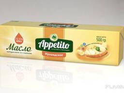 Appetito spread (Irish ) 72.5%