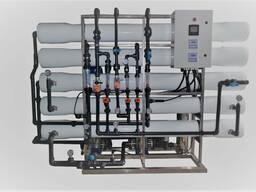 Система обратного осмоса 20 м3/час Litech Aqua Desolt NSR 2