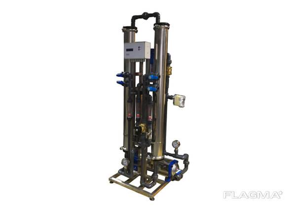 Система обратного осмоса 500 л/час LitechAqua QRO 500 Desolt