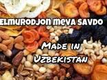 Сухофрукты, фрукты, овощи и венники из Узбекистана - фото 1