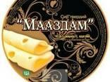 Сыр Мааздам Твердые сыры Молодые сыры Мягкие сыры - фото 2