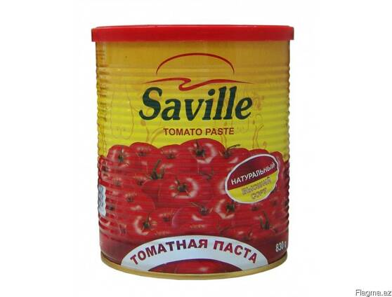 "Томатная паста ""Saville"" 700 гр"
