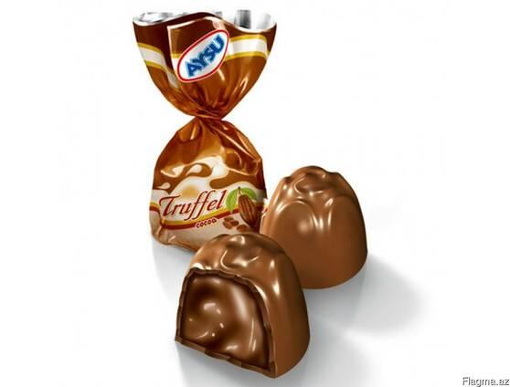 """""""Трюфель"""" конфеты 2,5 кг"""