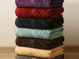 Турецкие махровые полотенца