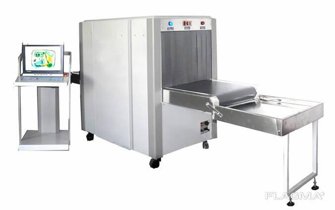 Secuda 5030-C X Ray cihazi (Barmaq izi oxuyucu ve kamera cekilisi)