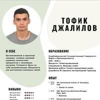 Тофик Джалилов